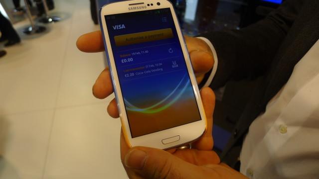 Visas mobil-app.
