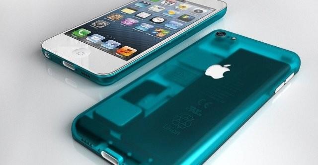 Hva sier du til en billig-iPhone med plastbakside som henter mye inspirasjon fra iMac G3 introdusert i 1998?