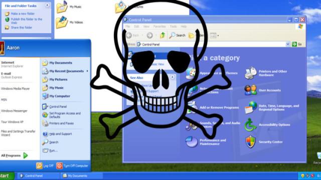 Tusenvis av XP-maskiner ble satt i en endeløs rekke omstarter etter at en svært uheldig oppdatering av virusdefinisjoner ble rullet ut av McAfee.
