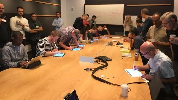 Ifølge Pixar fungerer Apple Pencil veldig bra på iPad Pro.