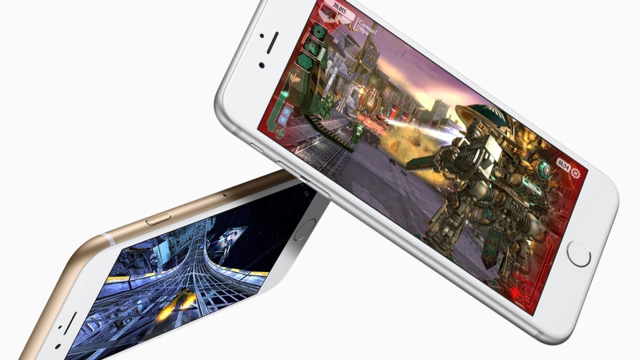 Det er avduket stor forskjell mellom A9-prosessoren i nye iPhone 6s.