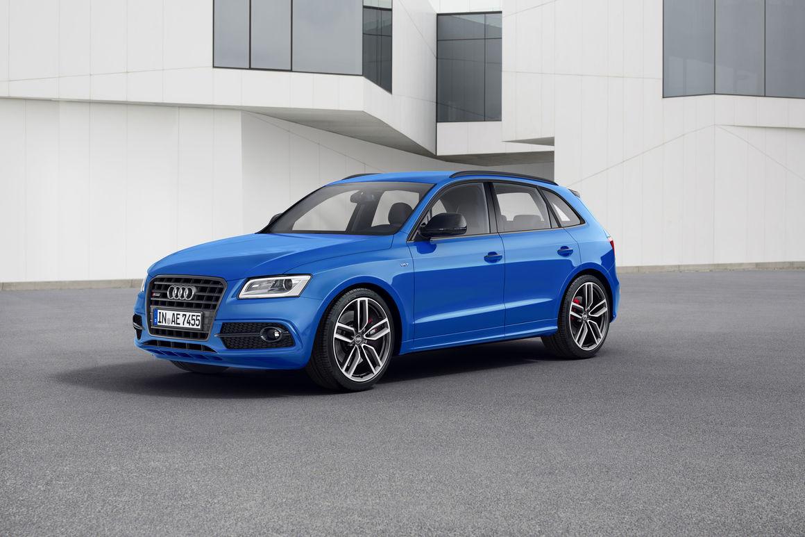 Audi At Home er et nytt bilutleieprosjekt fra Audi.