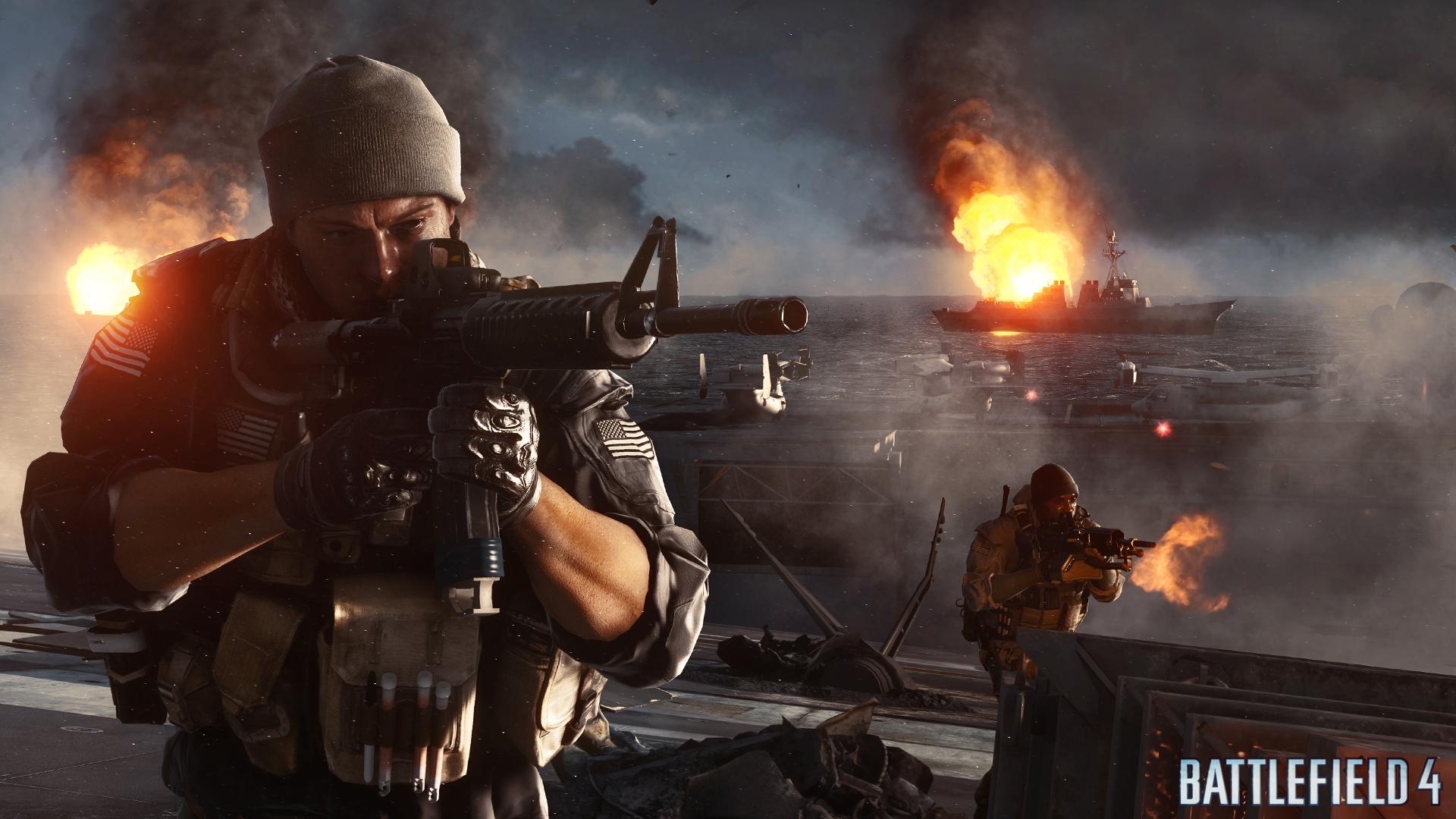 Battlefield 5 kan komme allerede neste år.