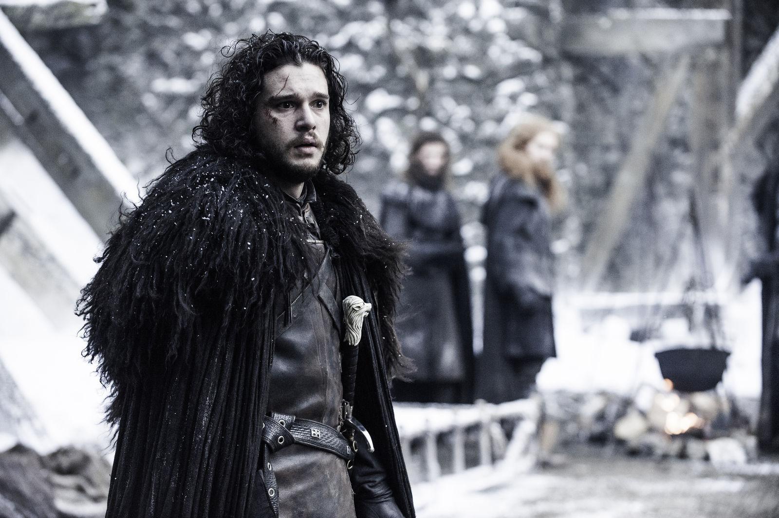 Jon Snow fra sesongfinalen i sesong 5.