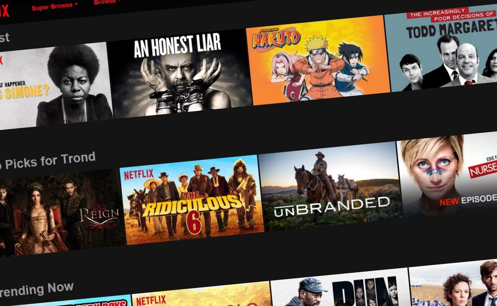 Netflix vokser på seg problemer.
