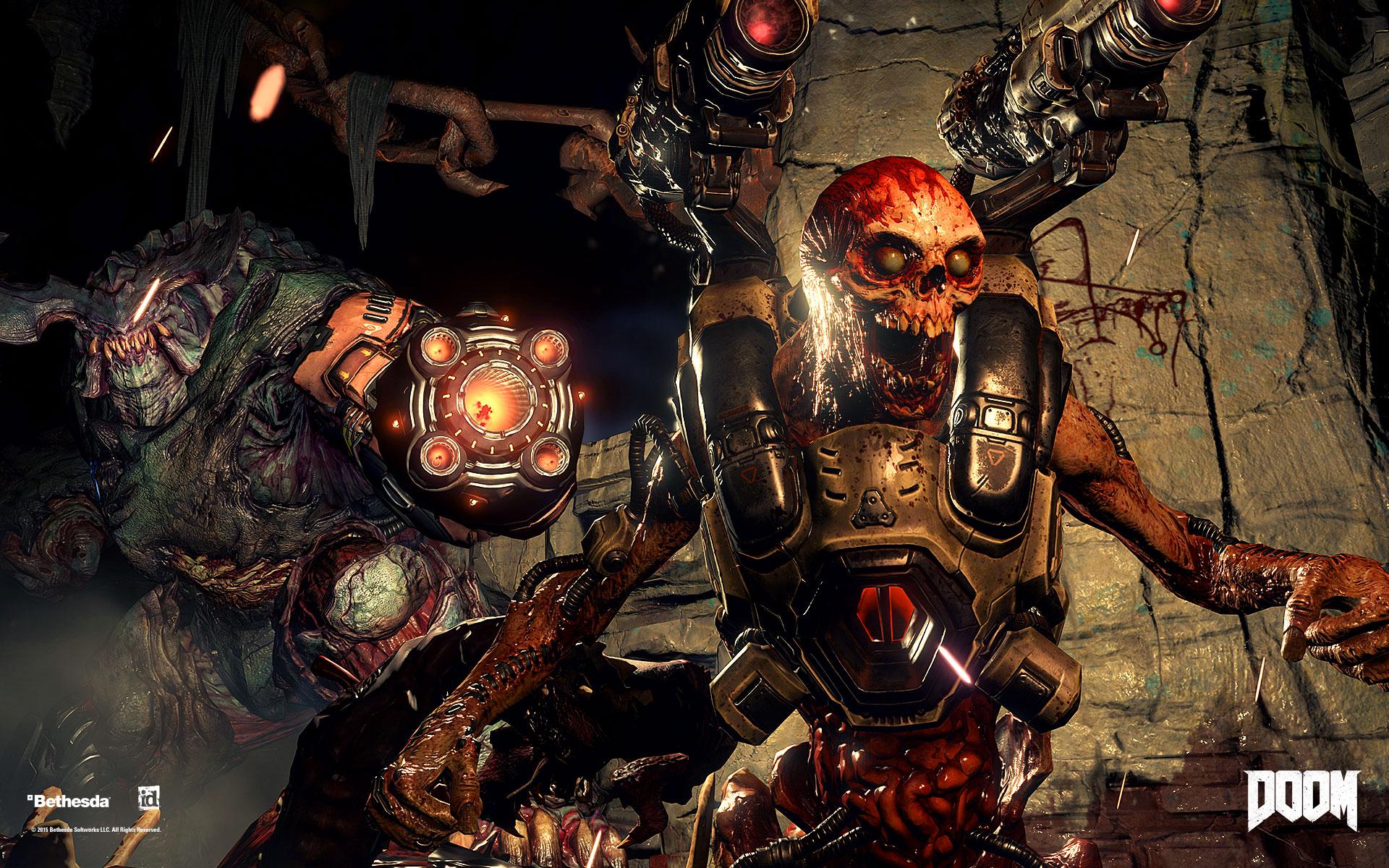 Nye Doom kommer 13. mai.