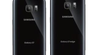 Samsung Galaxy S7 - Black backend