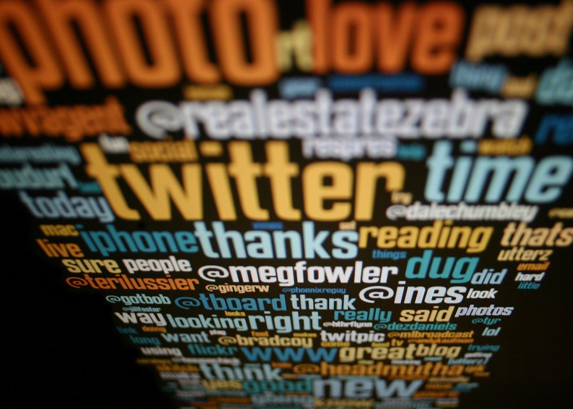 Endringer kommer til Twitter.