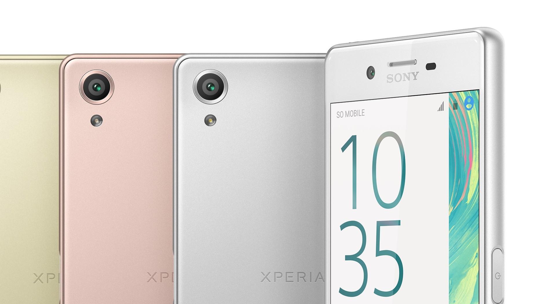 Sony har lansert intet mindre enn tre nye modeller.