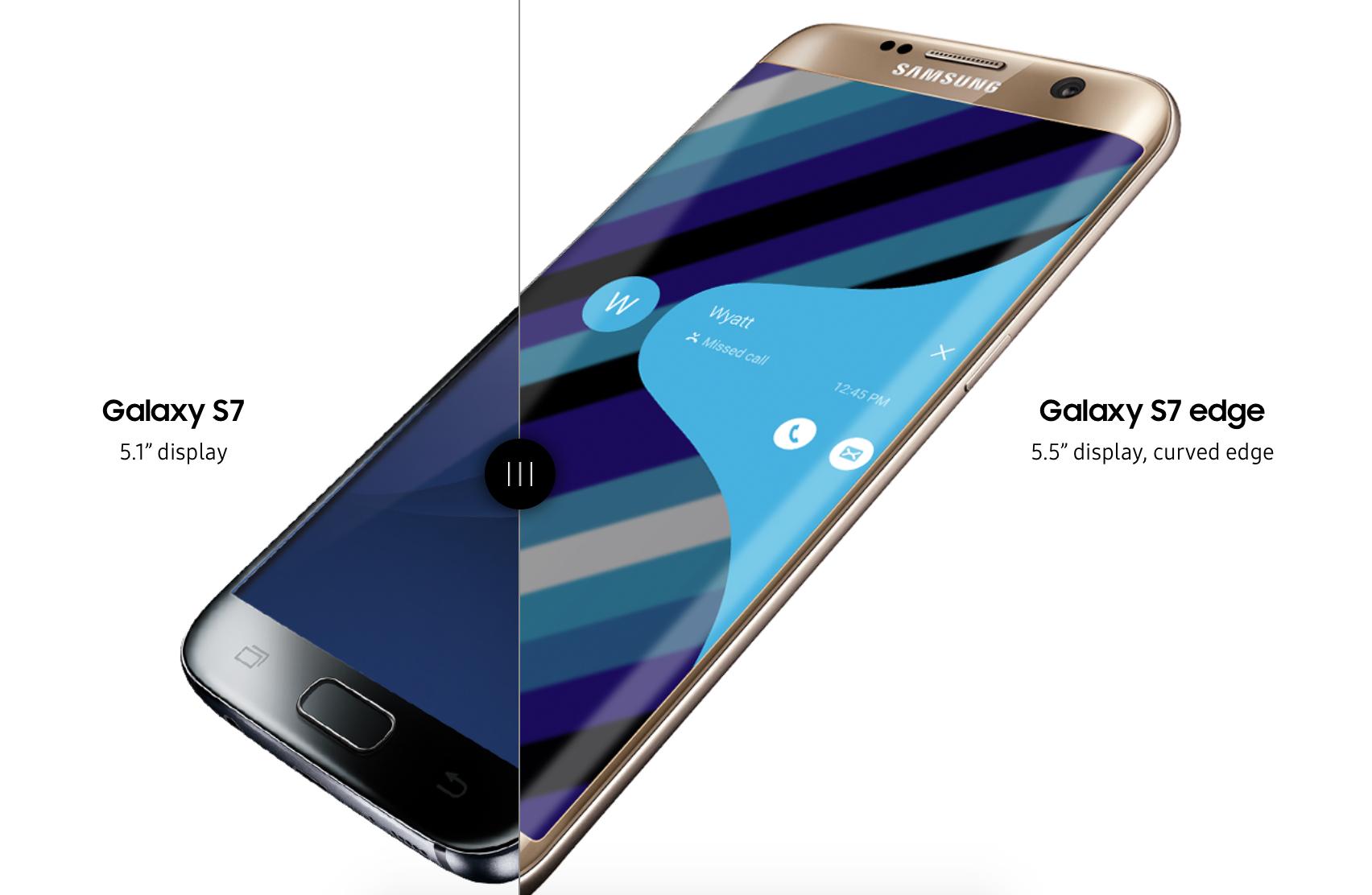 Nye Galaxy S7 har det beste smartmobil-panelet på markedet.