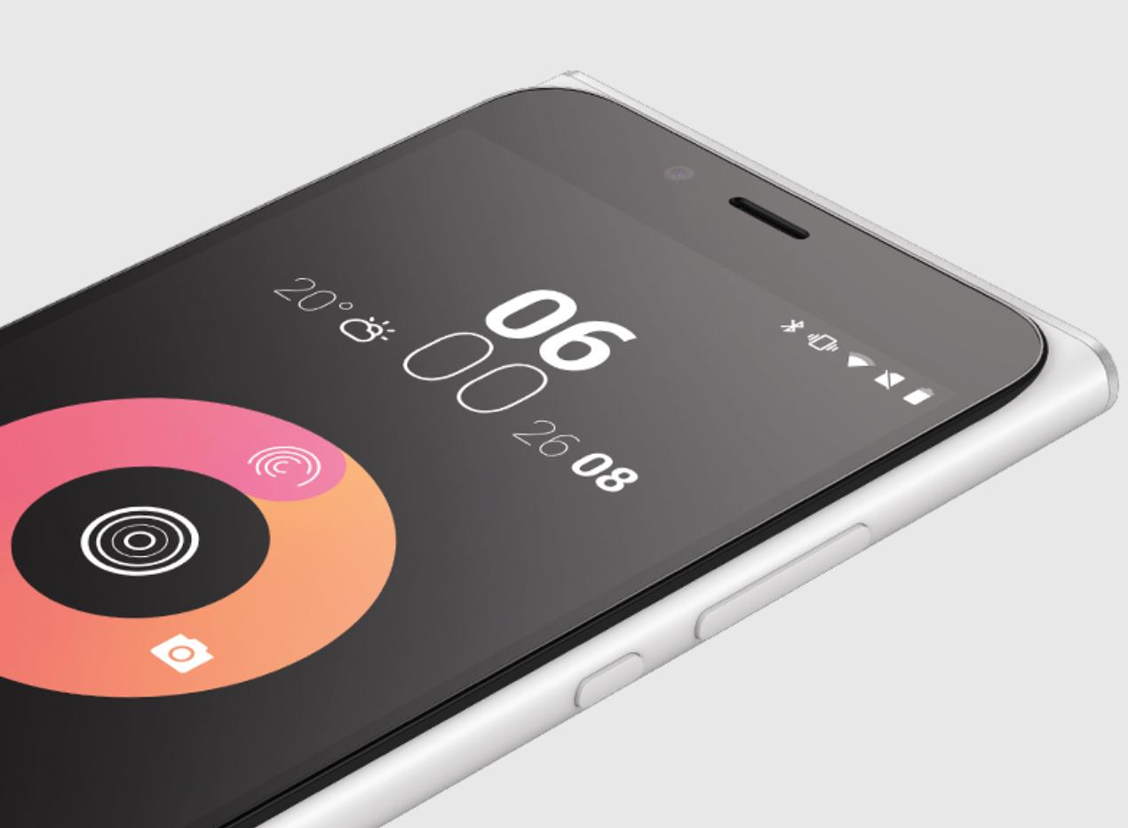 Obi Worldphone sin nyeste modell, MV1, er laget i samarbeid med et San Francisco-designstudio.