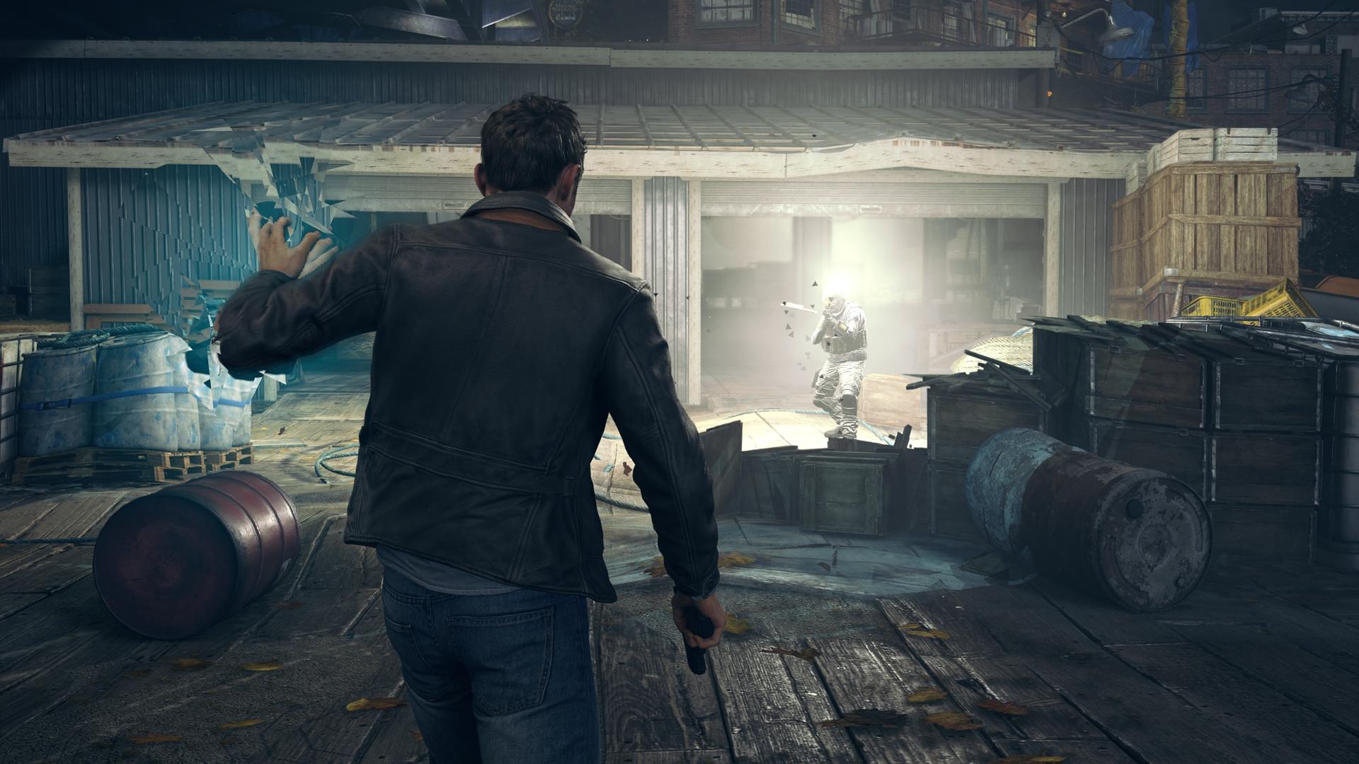 Quantum Break har vært et gigantisk prosjekt for lille Remedy, men nå nærmer lanseringen seg med stormskritt.
