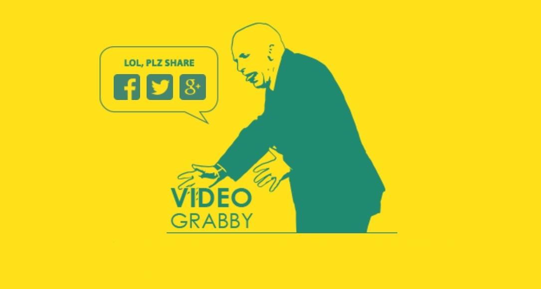 Video Grabby gjør det latterlig lett å laste ned YouTube-video.