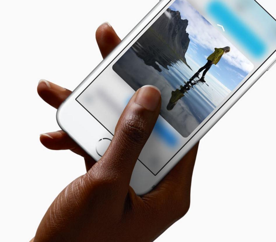 Ikke fiks iPhone 6-knappen hos andre enn autoriserte Apple-forhandlere og servicekjeder.