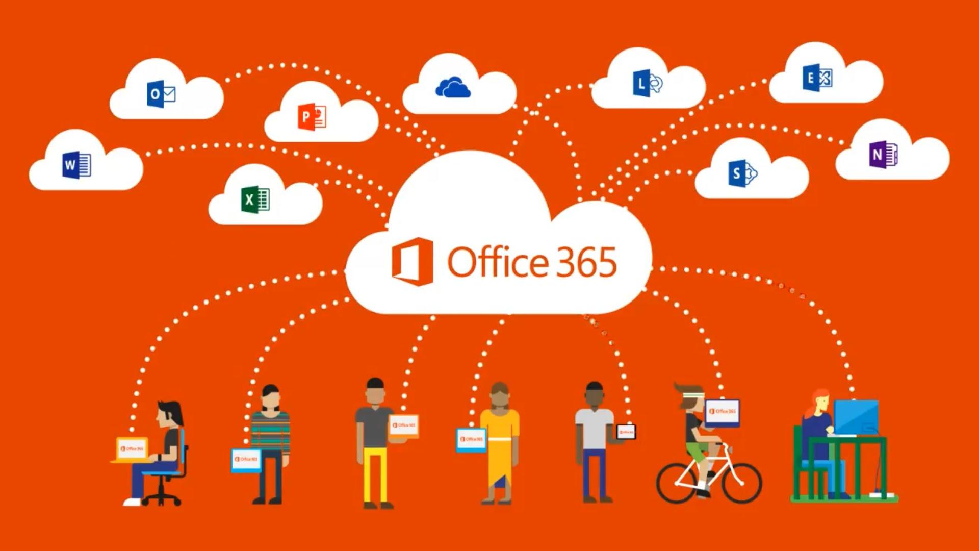 Office 365 gjør det lettere for mindre bedrifter å bytte.