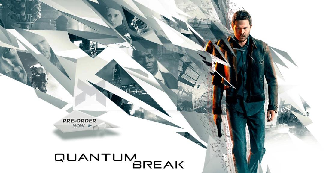 Vi skal ta en nærmere titt på Quantum Break, og flere Microsoft-toppspill, torsdag neste uke.