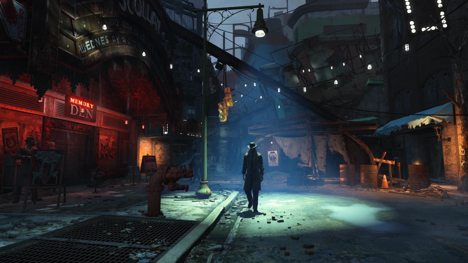 Fallout 4 PC-oppdatering 1.3 gir bedre grafikk og retter en haug med feil.