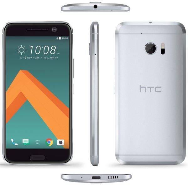 Evan Blass fornekter seg ikke når det gjelder lekkasjer. Dette er HTC 10.