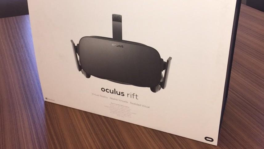 De første Oculus Rift-kundene, får sine VR-headset neste uke, i hvert fall i Statene.