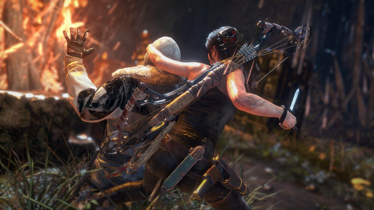 Du bør oppgradere Rise of the Tomb Raider om du spiller det på PC.