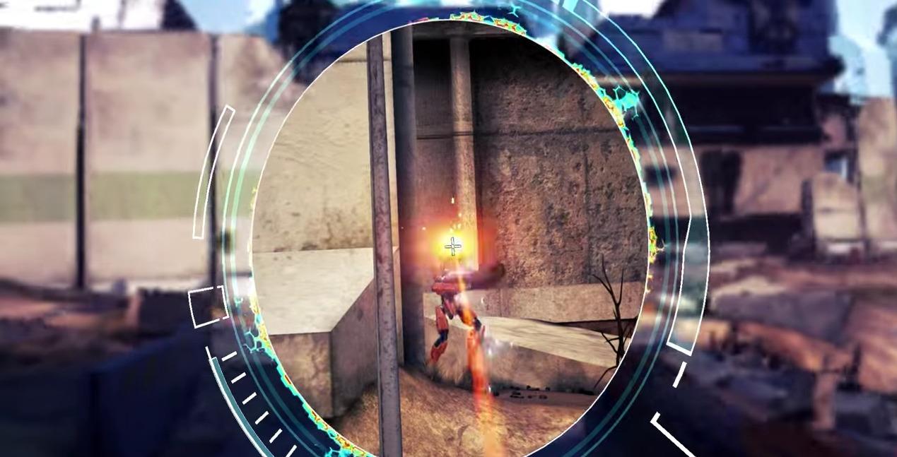 Damaged Core prøver å tenke annerledes når det kommer til FPS på VR.