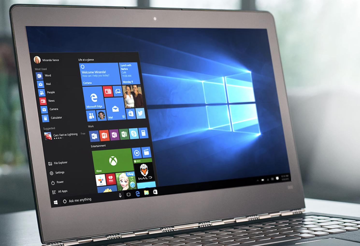 I april kommer det trolig spennende nye Windows 10-testversjoner.