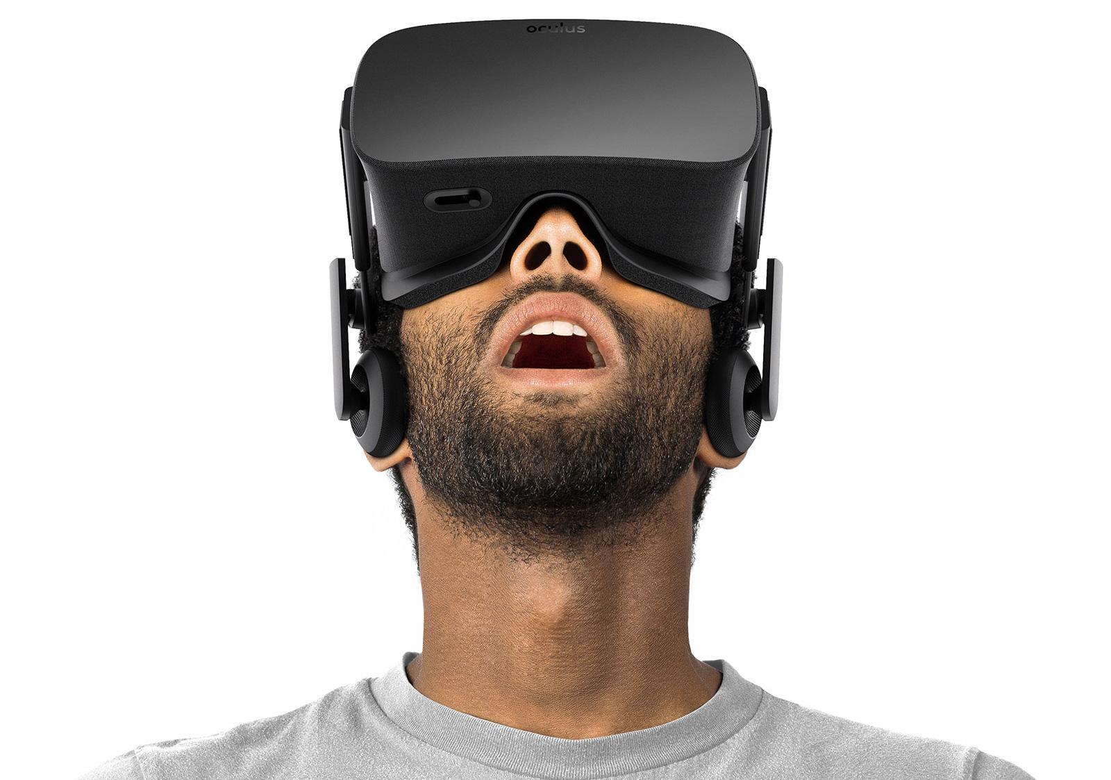Oculus Rift kan ikke brukes med Mac.