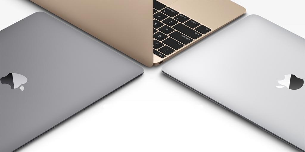 """MacBook 12"""" oppgraderes med kjappere innmat om få måneder."""