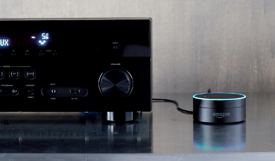 Amazon Echo Dot er en DJ som faktisk hører på deg.