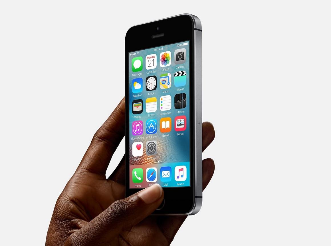 iPhone SE kan bestilles 29. mars i Norge. iPad Pro kommer noe senere til Norge.