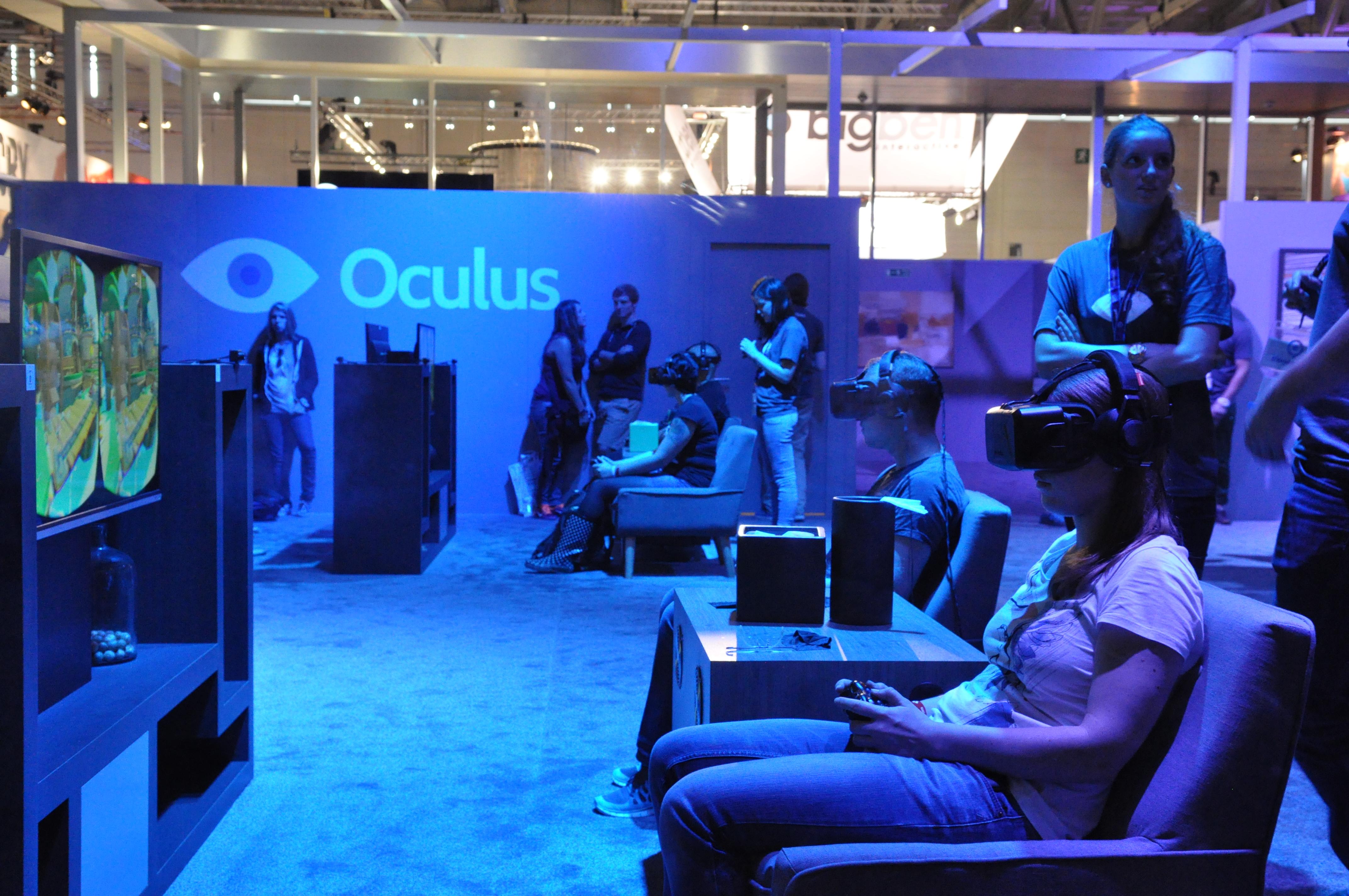 Oculus Rift sliter med å få tak i alle komponenter de trenger.