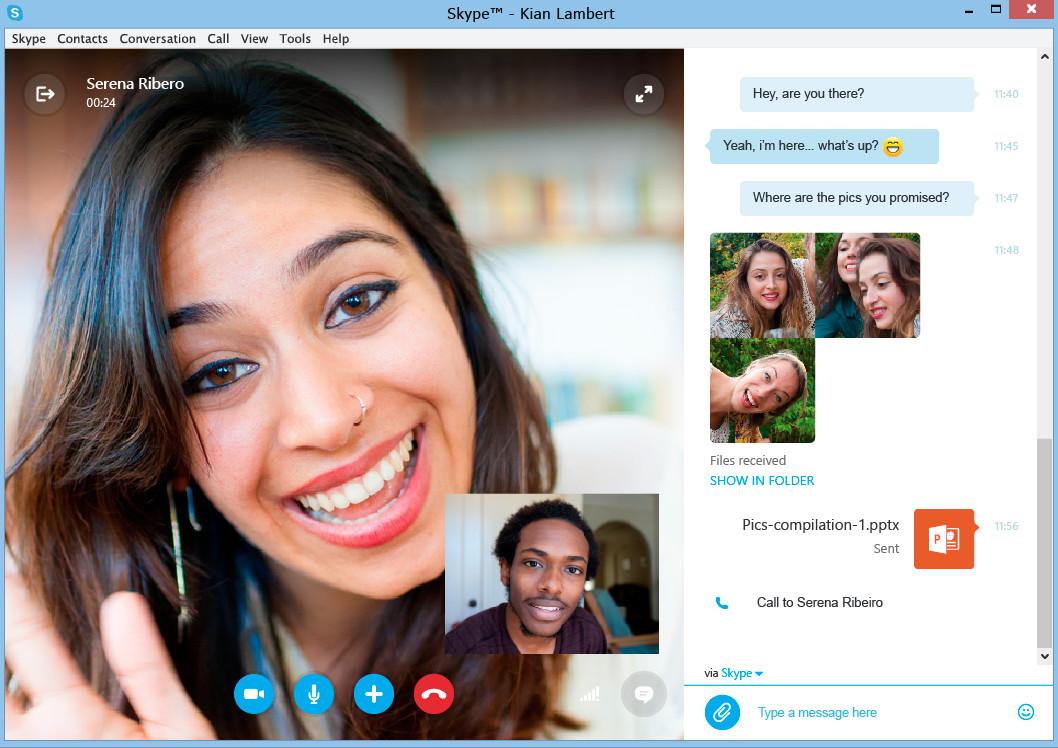 Microsoft fortsetter arbeidet med å gjøre Skype plattform uavhengig.