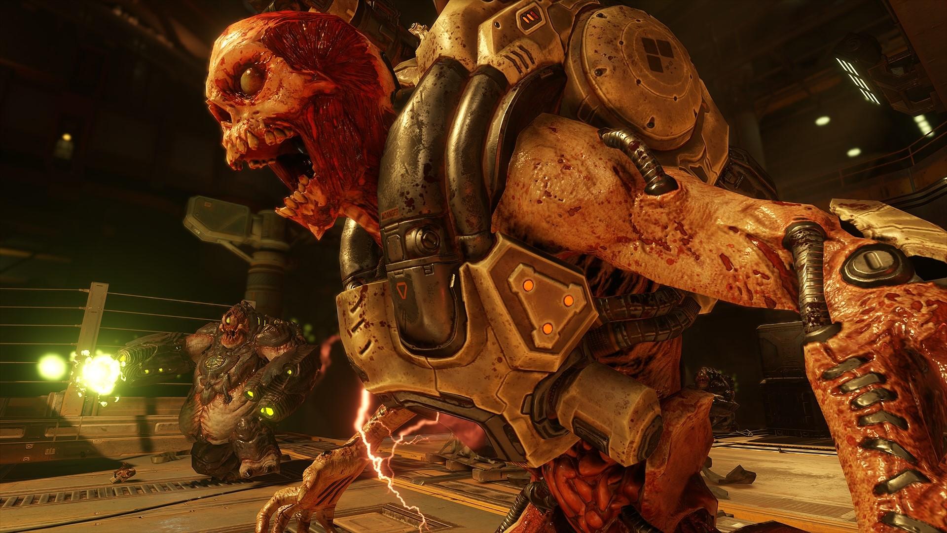 Doom lanseres tidlig neste måned.
