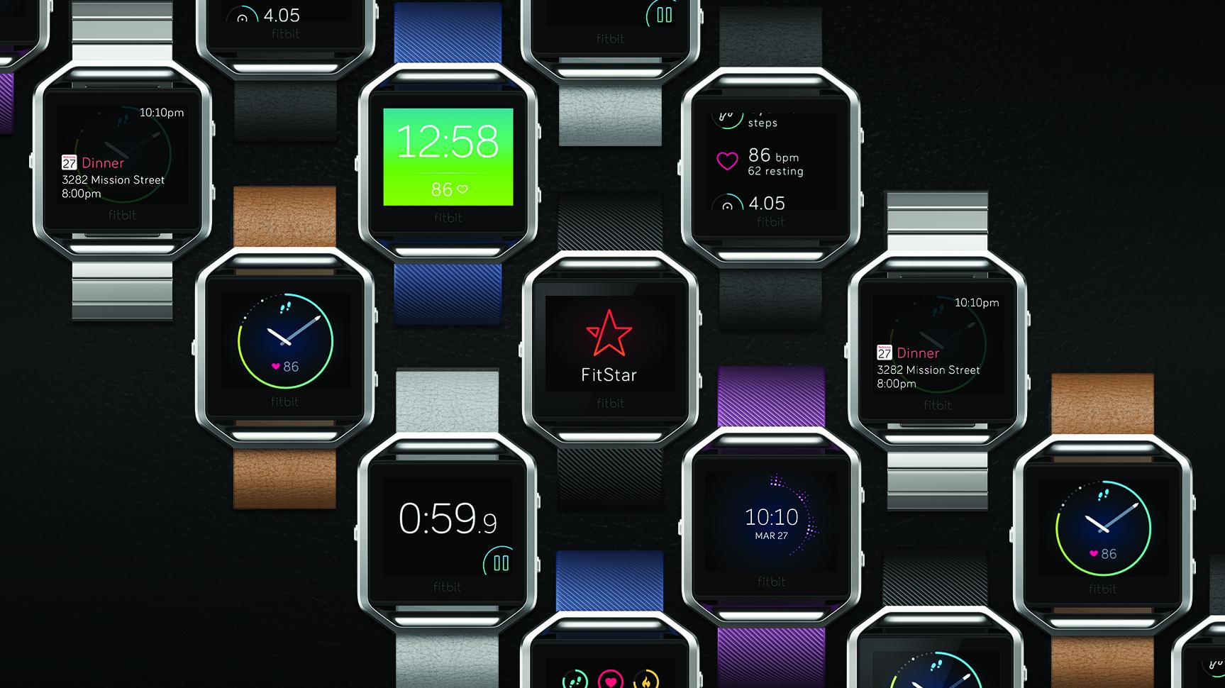 Fitbit Blaze er en fin smartklokke som er lett å bruke og varer lenge.