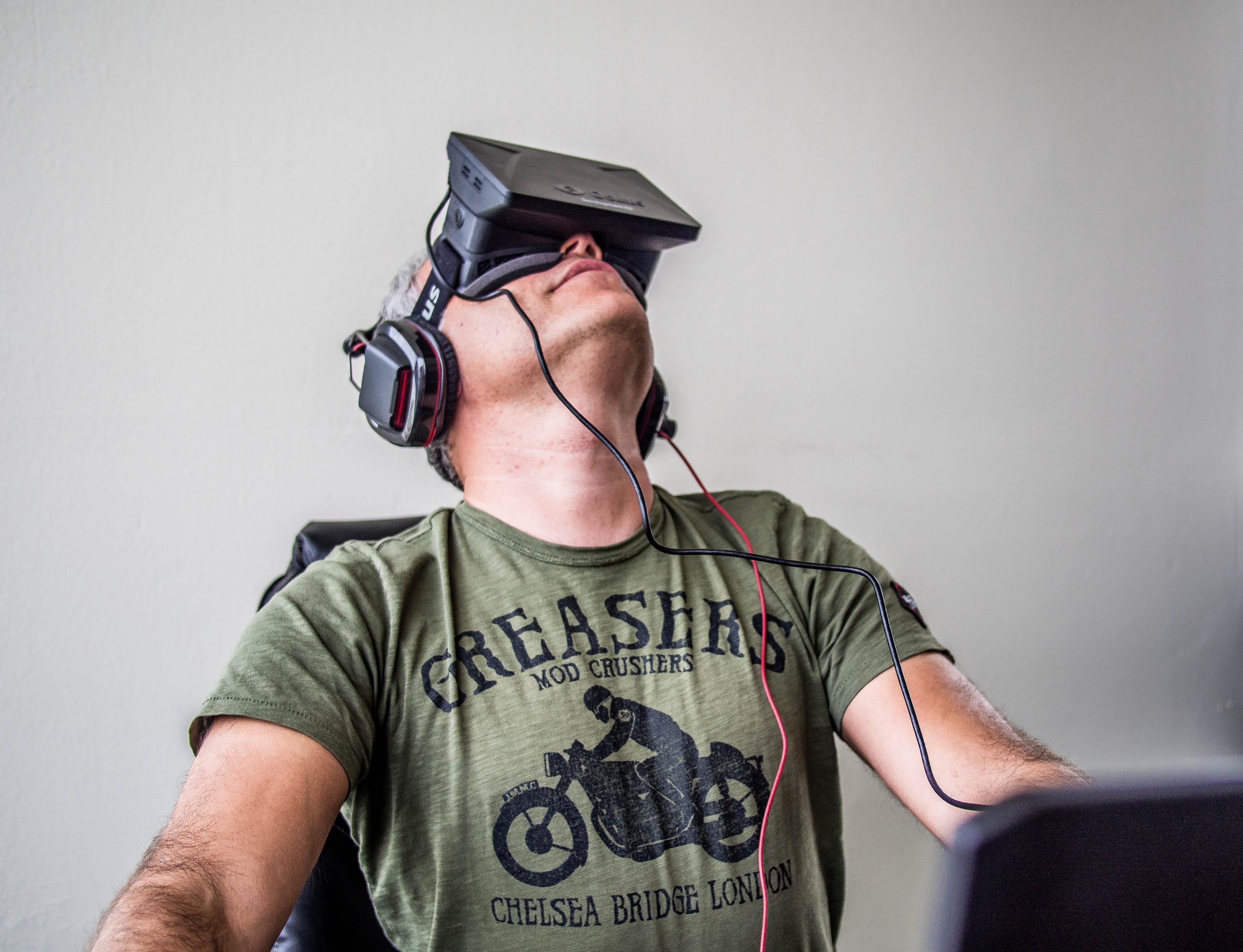 Oculus Rift sine bruksvilkår er kanskje i overkant strenge?