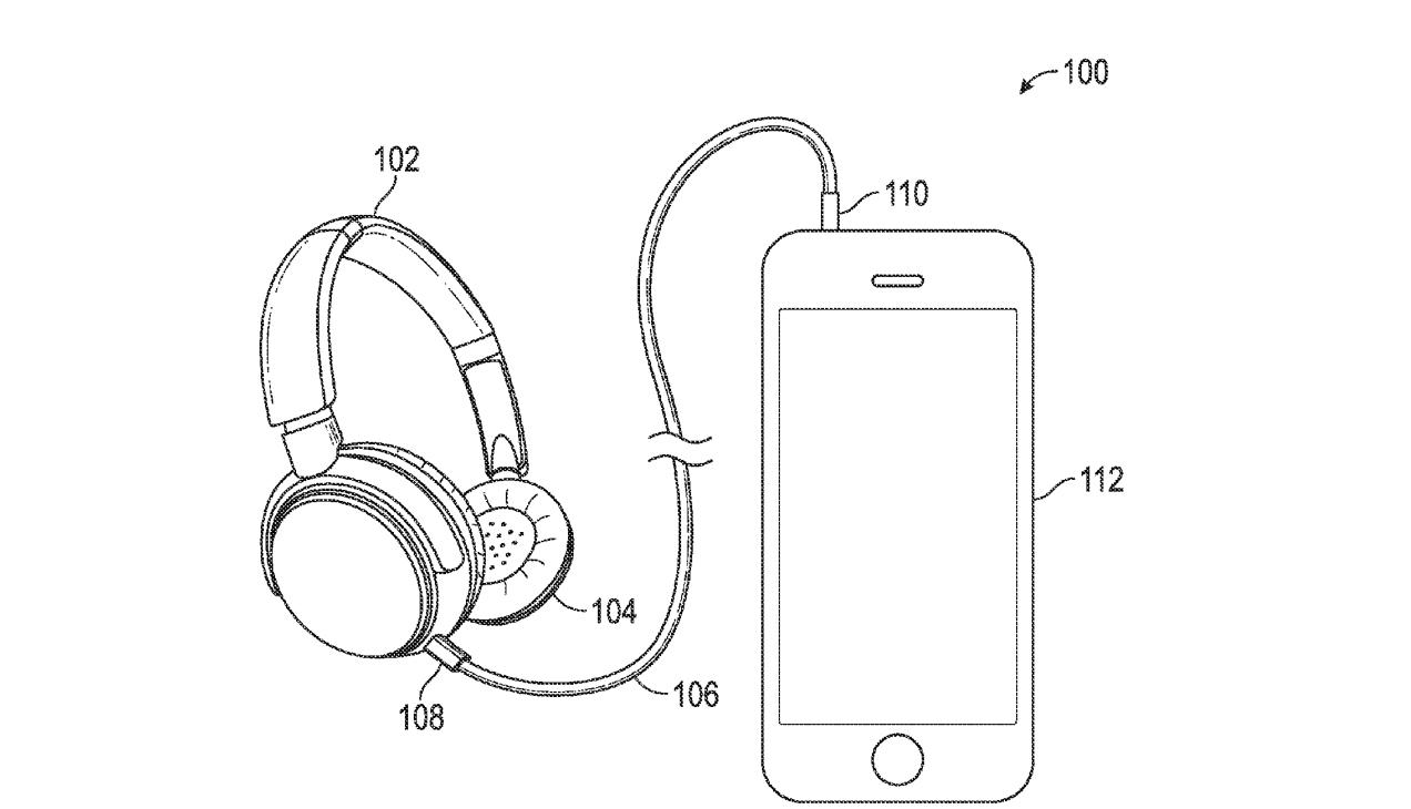 Apple har lagt inn ny patent på hodetelefoner som fungerer både som kablede og trådløse uten avbrudd i avspilling av lyd ved skifte.