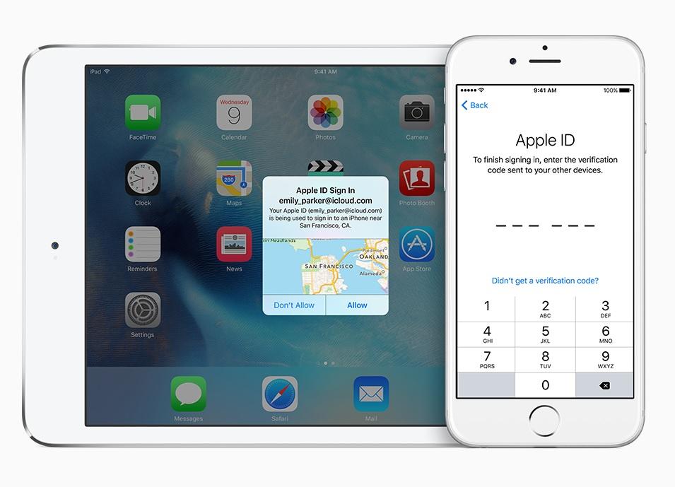 Fordi Apple designer program- og maskinvaren, så er sikkerheten bakt dypt inn i begge deler, og samarbeider om oppgaven.