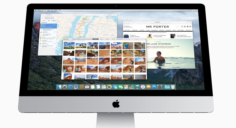 MacOS blir navnet på desktop-OS-et til Apple om kort tid.