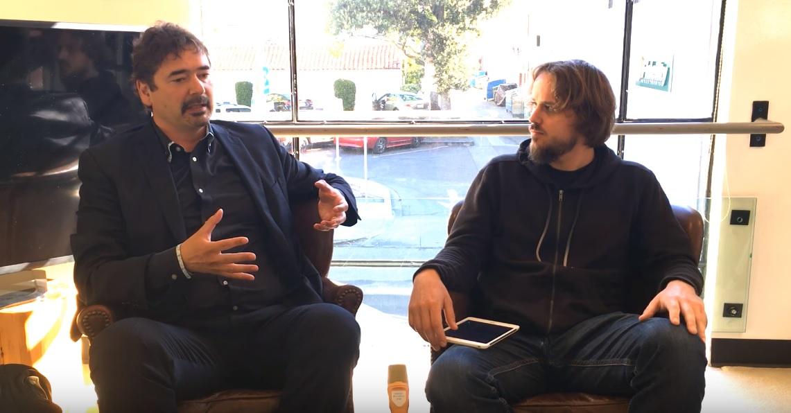 John von Tetzchner ble intervjuet av ITavisen dagen før lanseringen av Vivaldi 1.0.