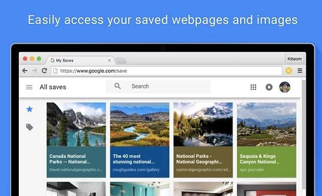 Save to Google lanseres nok om ikke så lenge. Du kan allerede nå installere utvidelsen, men det er ikke garantert at innholdet faktisk blir lagret.
