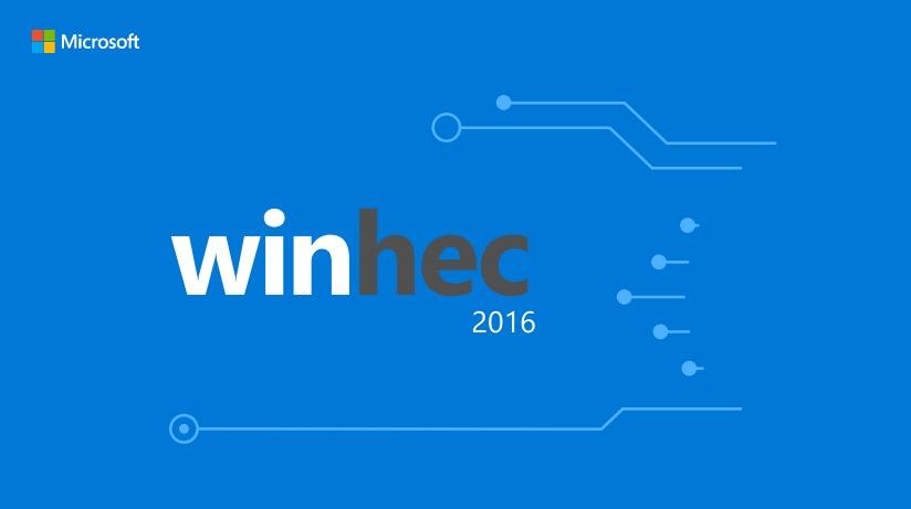 Under WinHEC kom det frem at Microsoft kommer til å stille strengere krav til leverandører i tiden fremover.