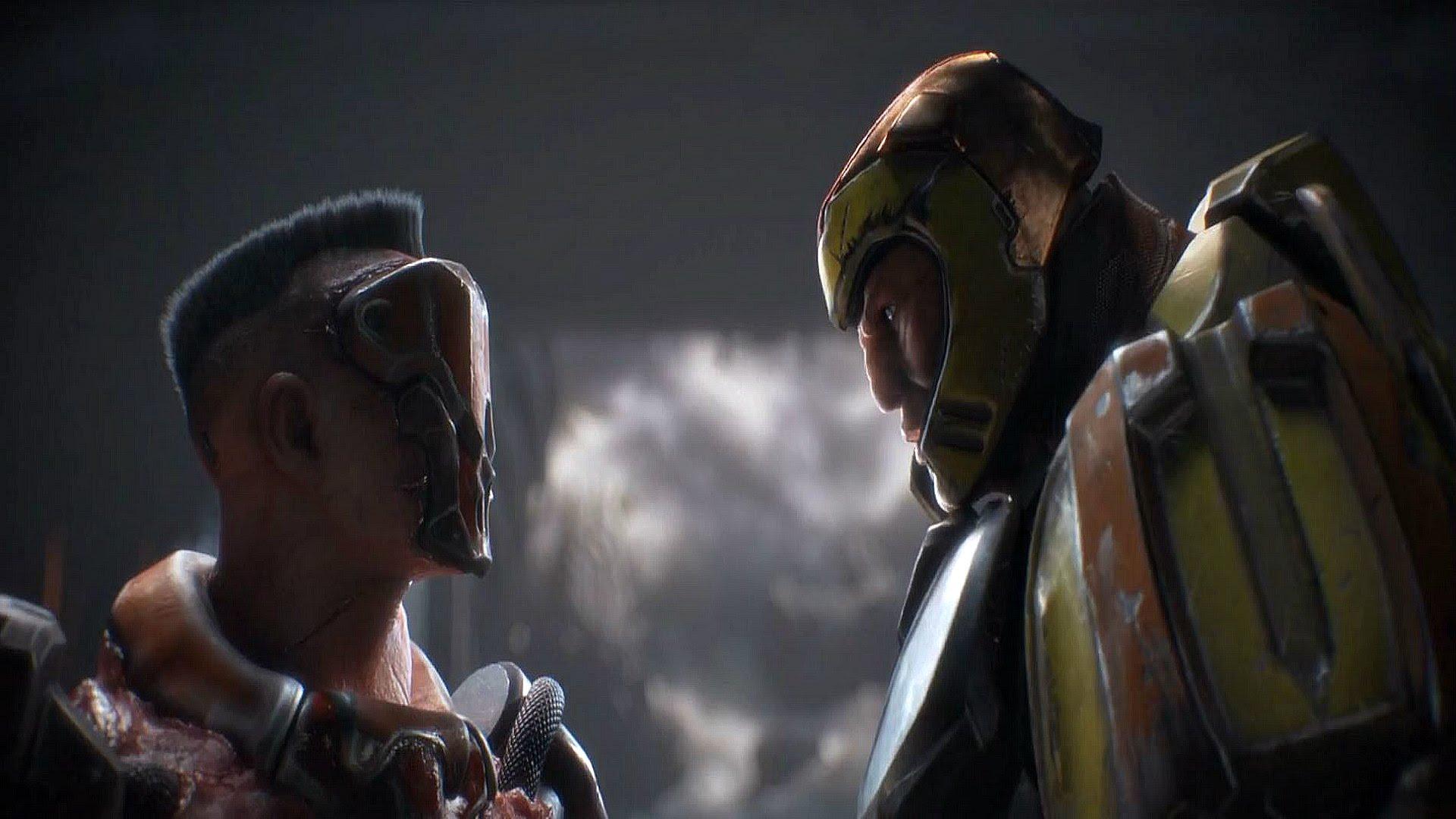 id Software har fullt fokus på PC-versjonen av Quake Champions.