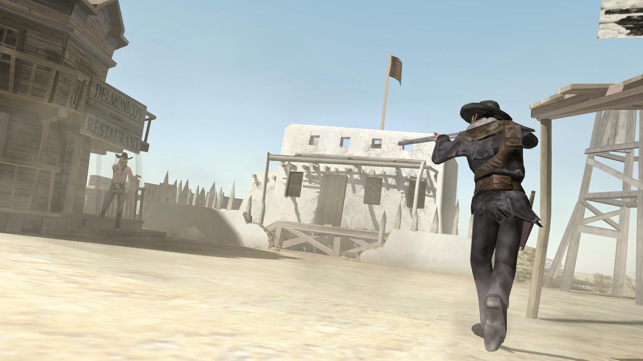 Nå er plutselig Red Dead Revolver tilgjenglig på PS 4.