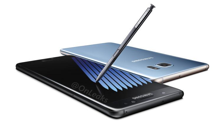 Samsung starter for alvor å deaktivere Note 7 i juletider.