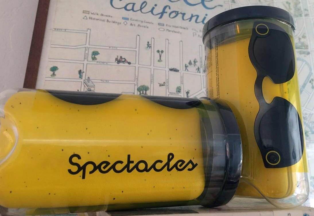 Snapchats Spectacles selges for tusenvis av kroner av eBay.