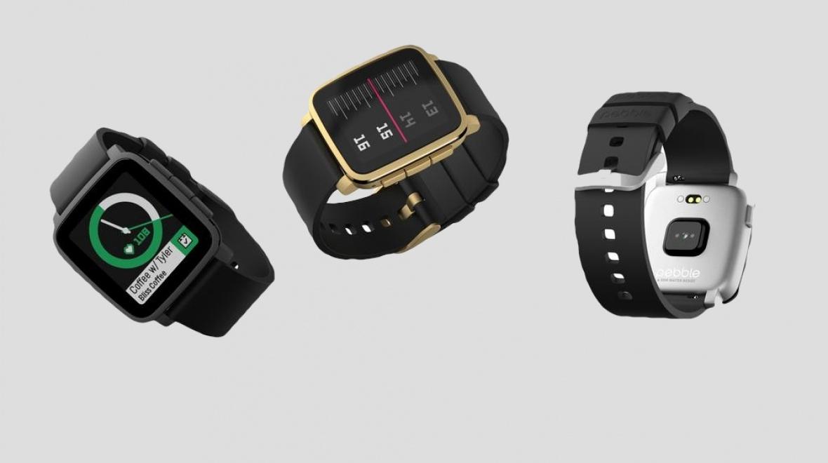 Fitbit vil ifølge rapportene ikke ha med maskinvareproduktene til Pebble videre. Det betyr slutten for TIme 2.