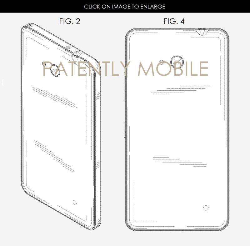 Patentside mener dette kan være Surface Phone.