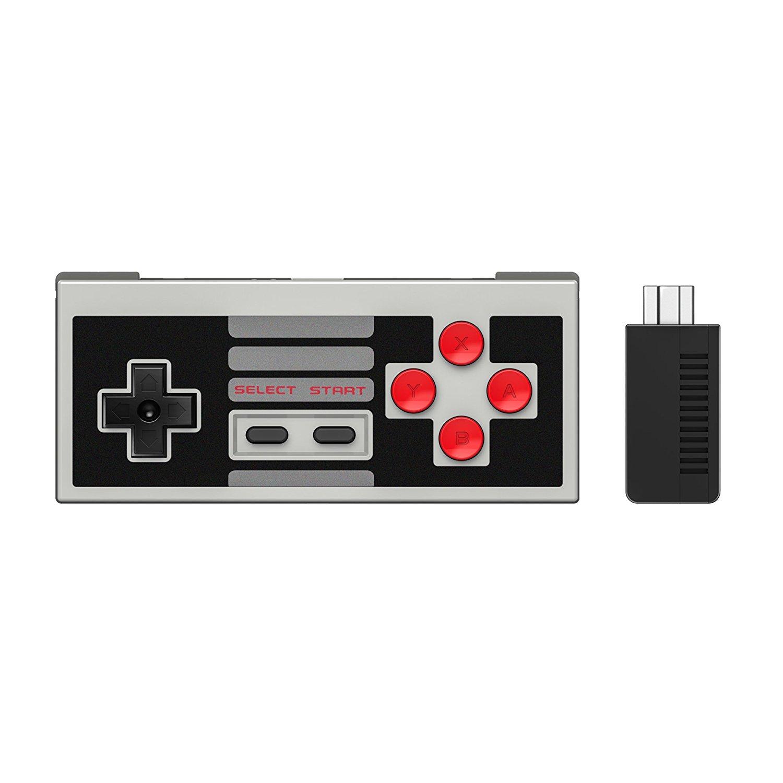 Med denne behøver du ikke sitte rett inntil TV-en når du spiller NES Classic Edition.