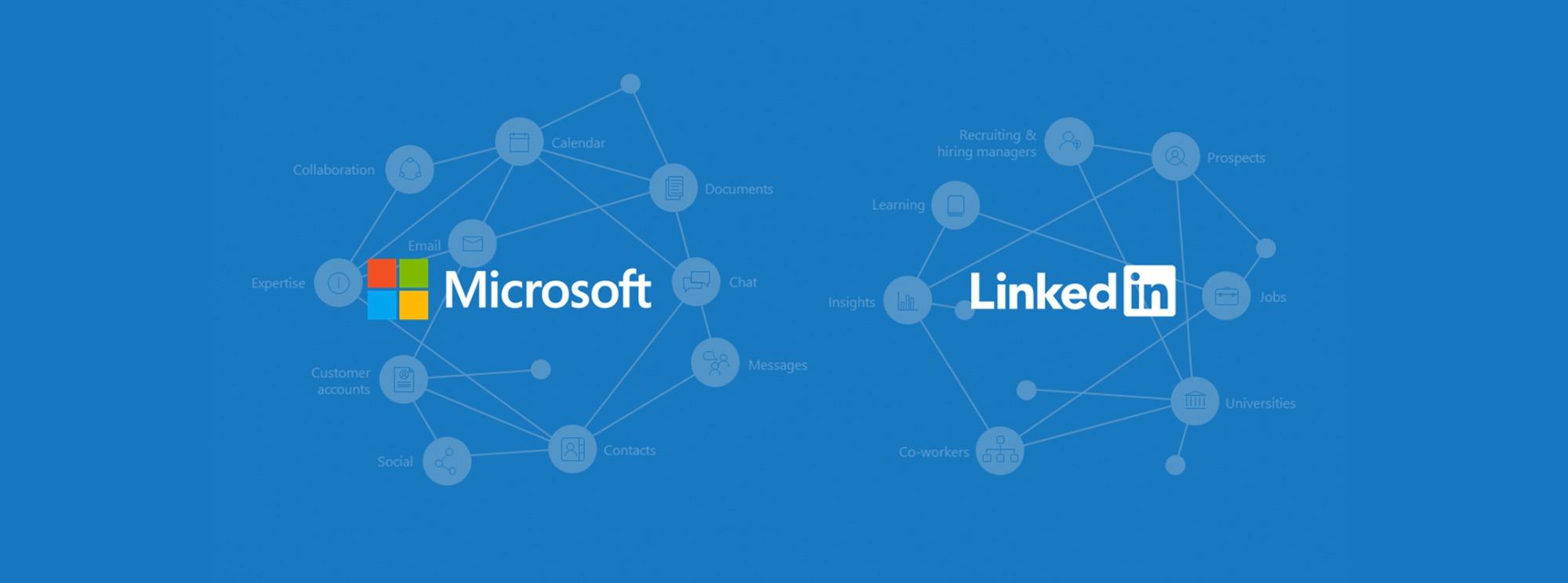 Microsoft er klare på hvordan de skal implementere LinkedIn i sine produkter og tjenester.