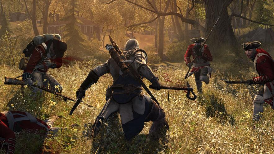 Assassin's Creed III er årets siste PC-gave fra Ubisoft.